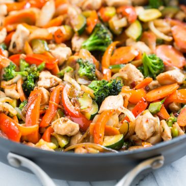 Stir-Fry Day Recipe :)