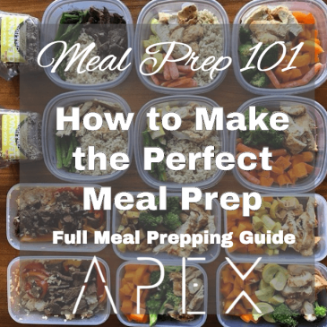 How to Make the Perfect Meal Prep | Meal Prepping