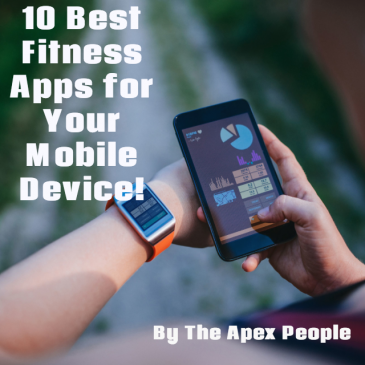 Top 10 Fitness Apps For Your Mobile Device