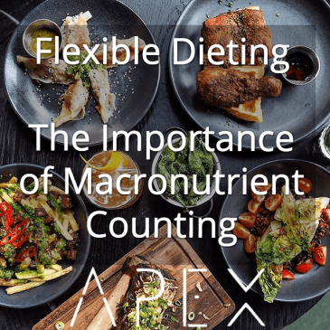 THE USEFULNESS OF FLEXIBLE DIETING TO TRACKING CALORIES
